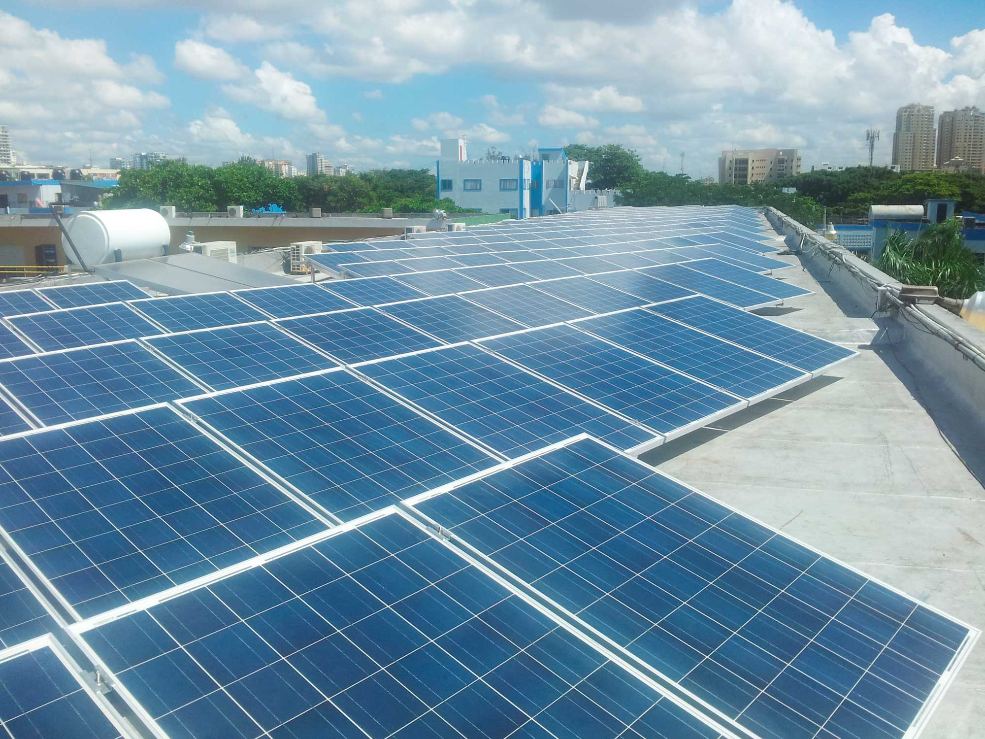 ejemplo energia solar