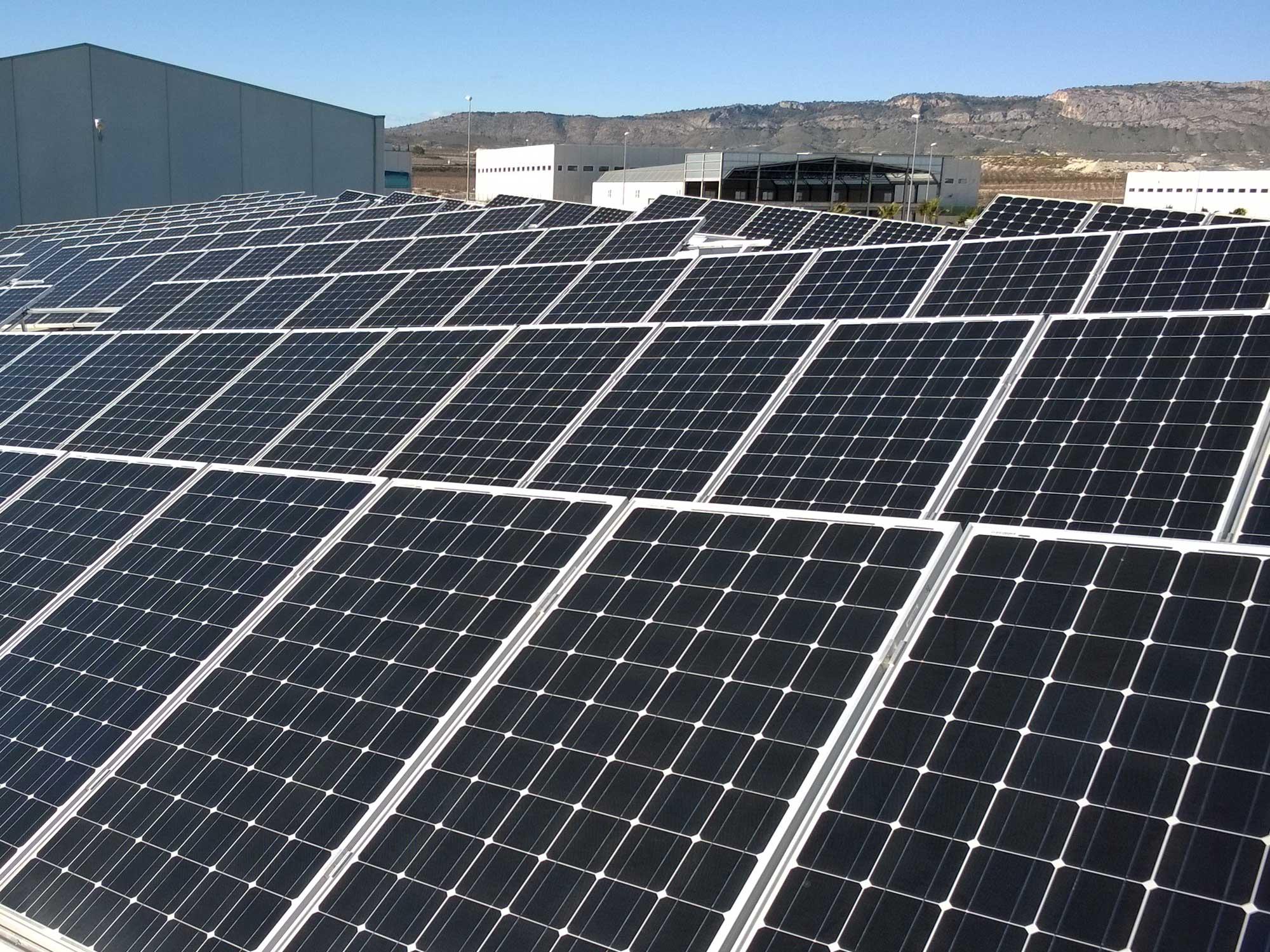 colectores solares