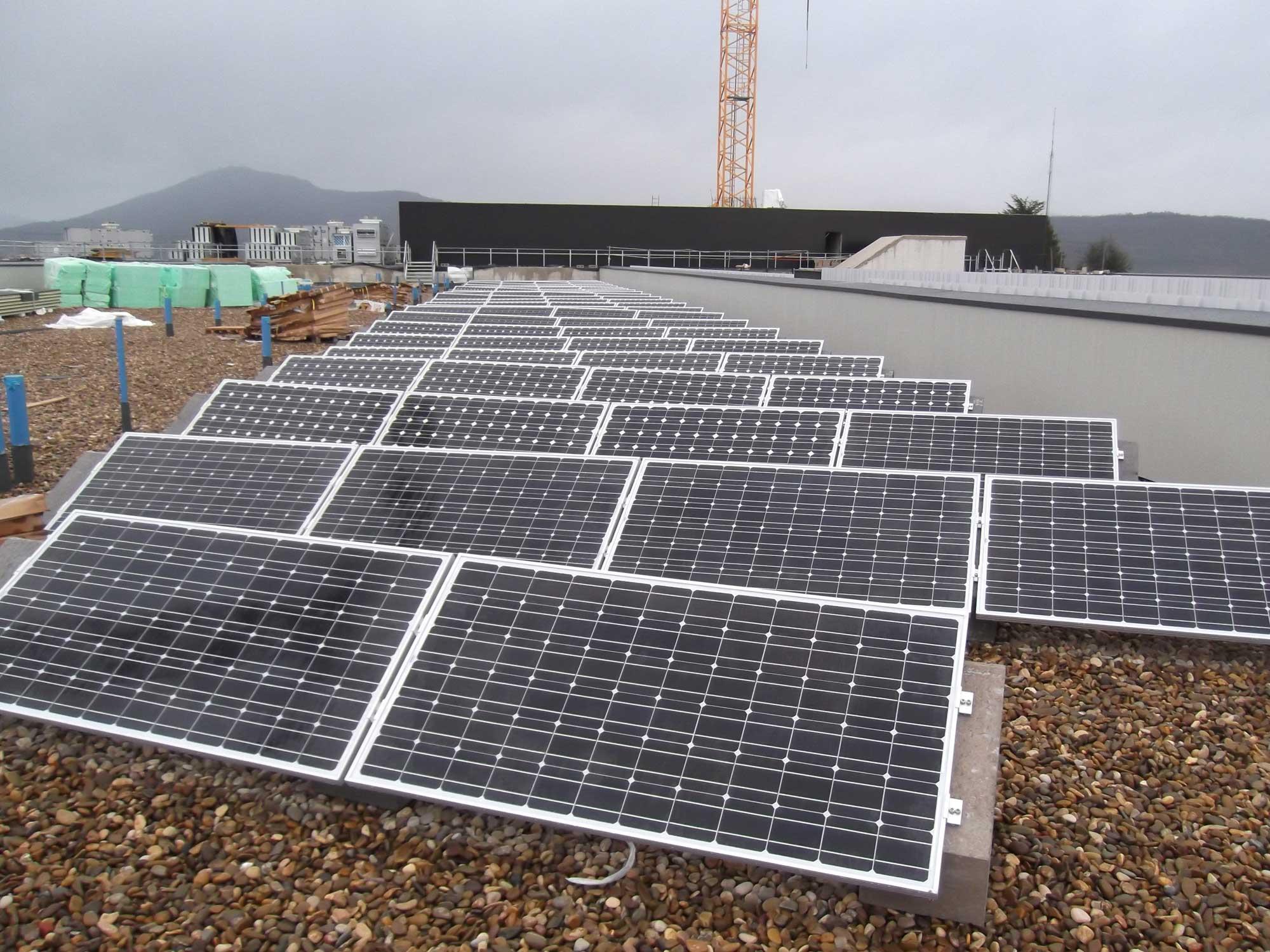 sistema celdas solares