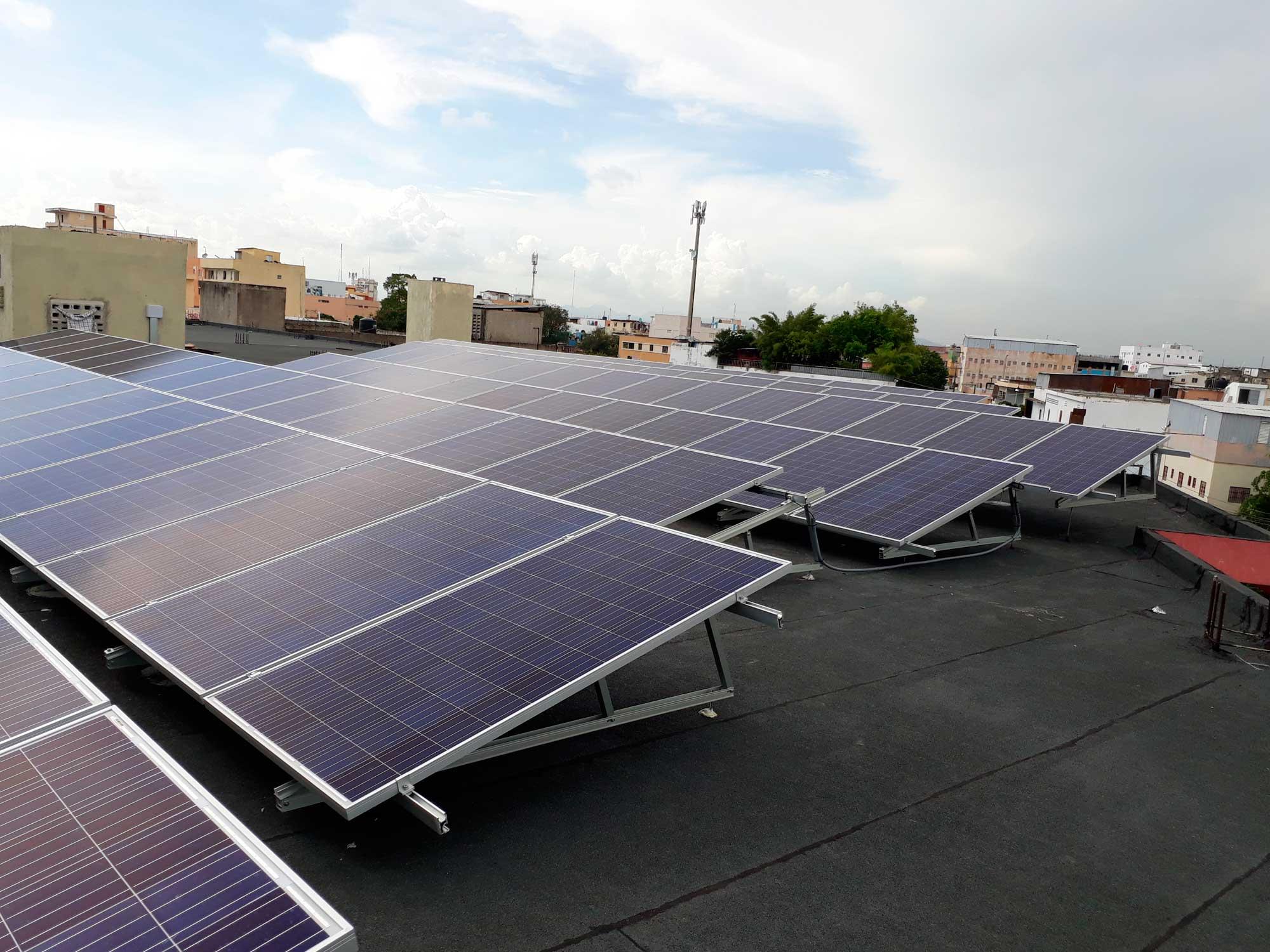 Instalacion fotovoltaica Republica Dominicana