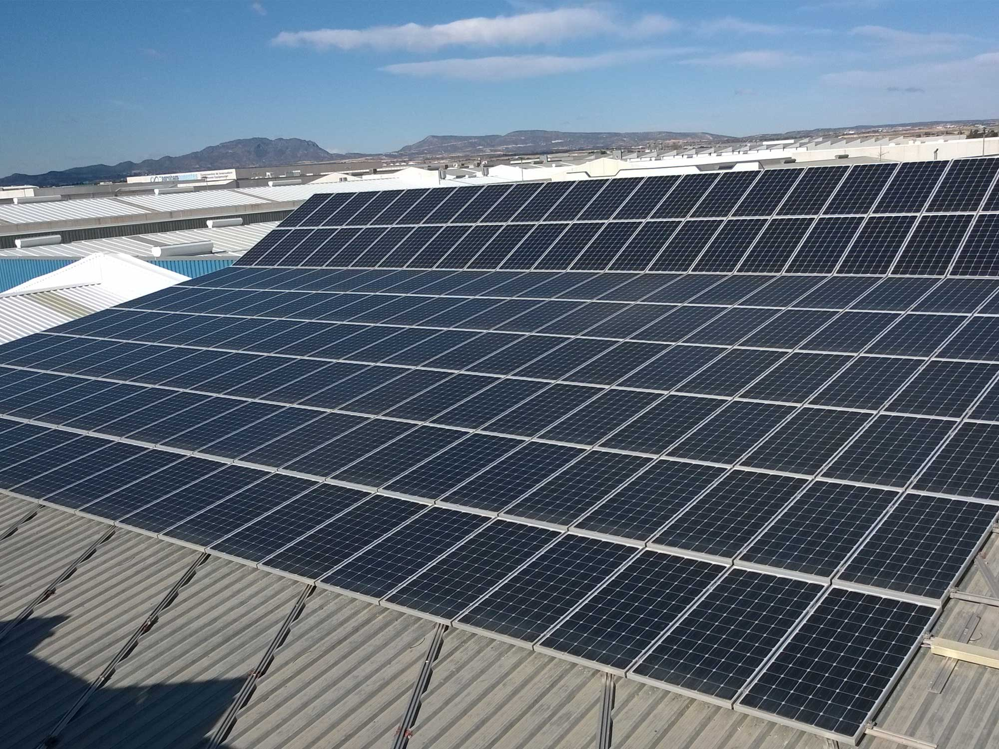 instalacion energia solar