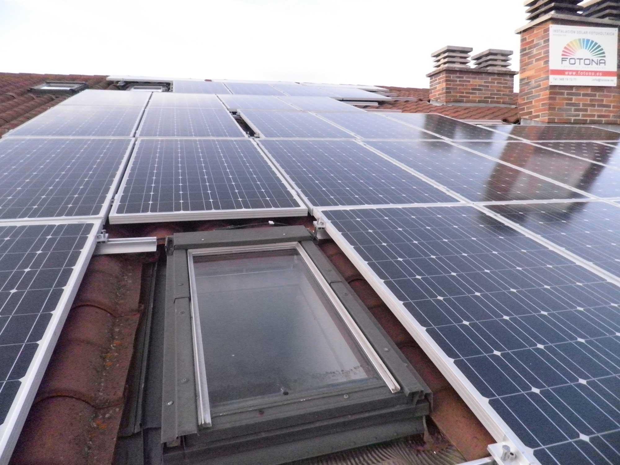 paneles solares balance neto